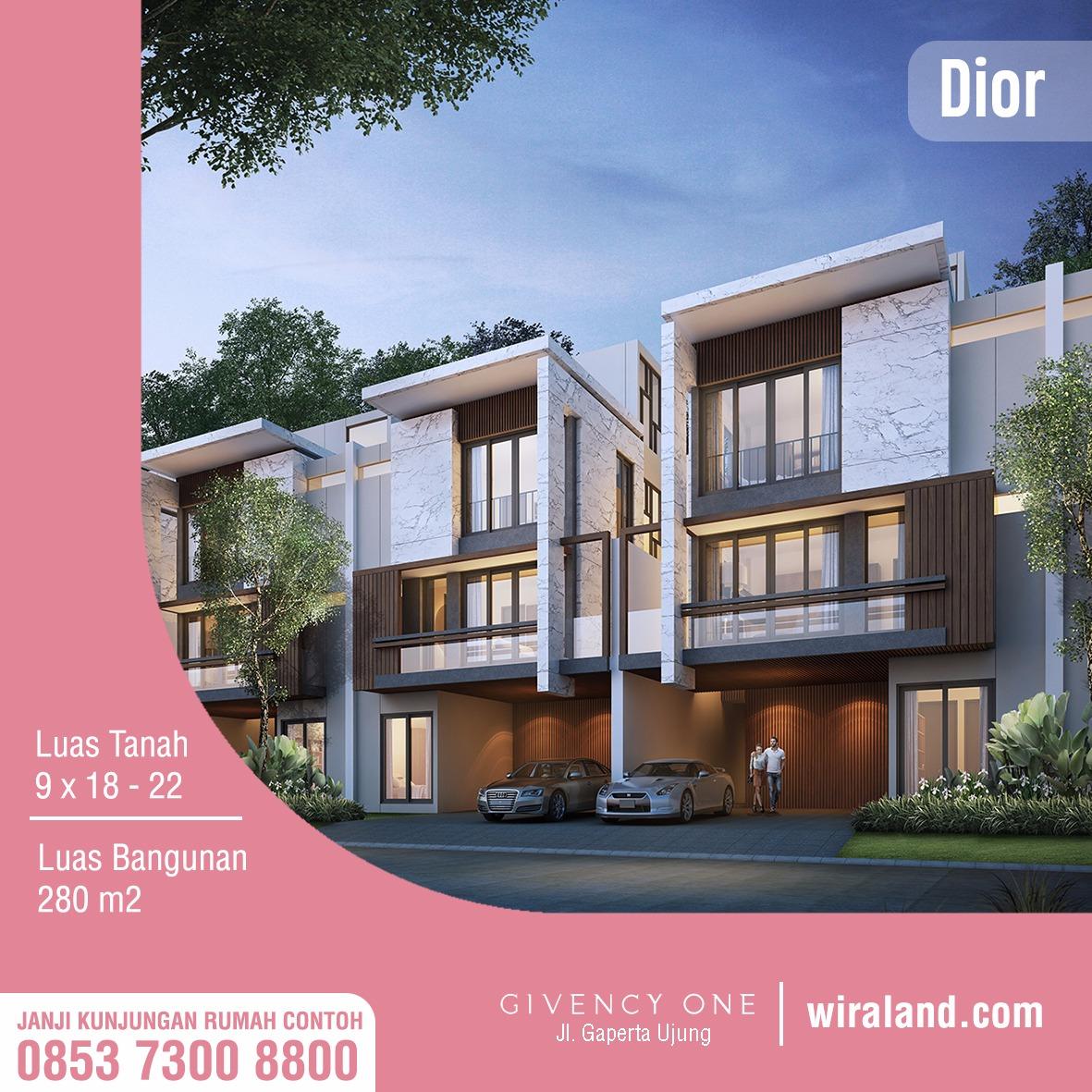24 Rumah Contoh Ini Wajib Dilihat Kota Medan